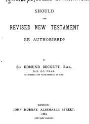 Edmund Beckett