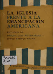 Miguel Luis Amunategui, Diego Barros Arana