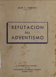 Refutación del Adventismo