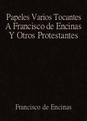 Francisco de Encinas