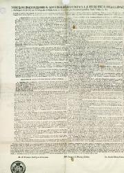 Nos los Inquisidores Apostólicos Contra la Heretica Pravedad y Apostasía, Sevilla, el 02-03-1817