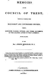 Memoirs of the Council of Trent