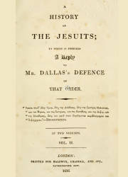 A History of the Jesuits (2)