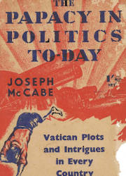 The Papacy in Politics Today