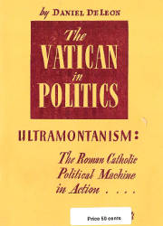 The Vatican in Politics, Ultramontanism