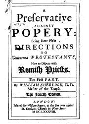 A Preservative Against Popery (1)