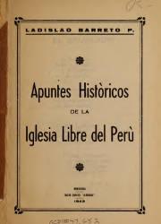 Ladislao Barreto P