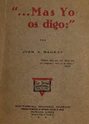 Juan A. Mackay