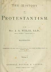 The History of Protestantism (1)