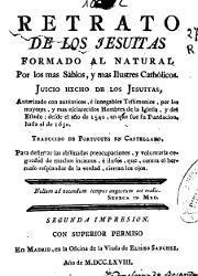 Retrato de los Jesuitas