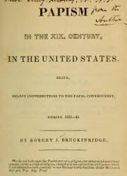 Robert J. Breckinridge