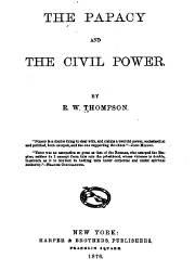 R. W. Thompson