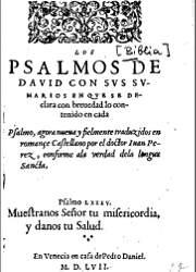 Los Psalmos de David