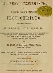 El Nuevo Testamento de nuestro Señor y Salvador Jesu Cristo, Cipriano de Valera (1914)