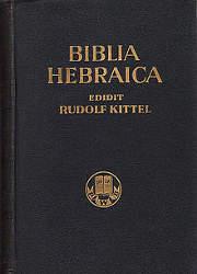 Biblia Hebraica (1)